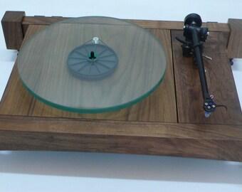 Audiowood Big Easy Turntable