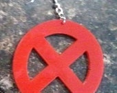 X Men Inspired Earrings