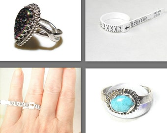 Adjustable Ring Sizer for Accurate Sizing