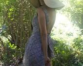 Backless Floral Wide Leg jumper