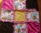 Security Blanket for Baby Girl