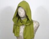 Adventurer hoodie scarf