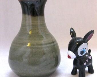 The Deer In The Forest Porcelain Flower Bud Vase Gift Set Now ON SALE