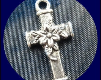 Cross Charms (4 pack)
