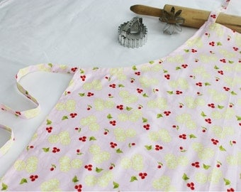 Lemons and Cherries Adult Apron