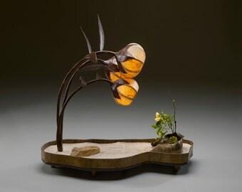 Zen Garden lamp