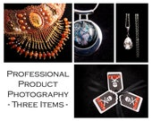 Professional Product Photography Services - 3 Items