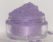Mineral Eye Shadow Lavish purple shimmery mica powder shadow 5 gram sifter
