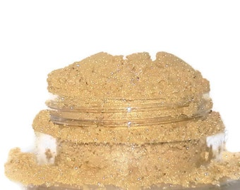 Mineral Eye Shadow Clementine shimmery mica powder shadow 5 gram sifter