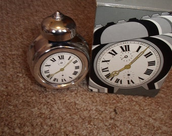 vintage avon perfume tai winds after shave alarm clock full