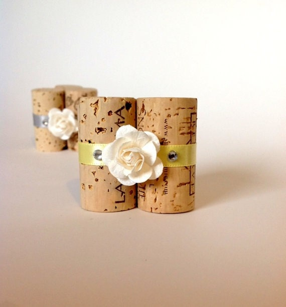 Wine Cork Wedding: Items Similar To Weddings Table Settings Wine Cork Place