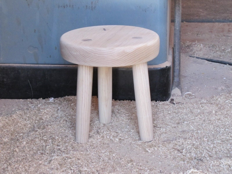 wooden stools unfinished 2