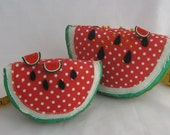 Large Watermelon Pincushion