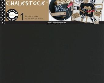 """Chalkboard, Chalkboard Paper, Chalk Paper, DIY Chalk Label, DIY Chalkboard Sign  - 12"""" x 12"""""""