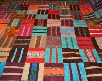 Full size Basket Weaver Quilt