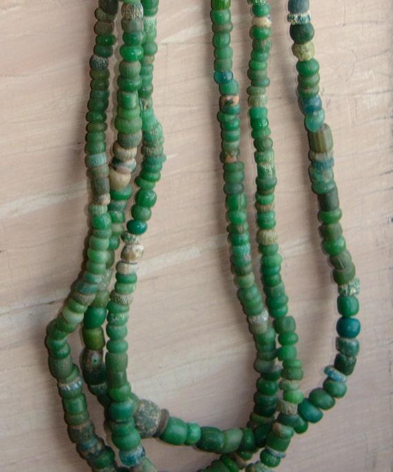 Djenne Dig Beads Roman Glass