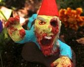 Zombie Gnomes: Legless Larry