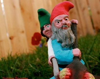 Zombie Gnomes: The Zombie Slayers