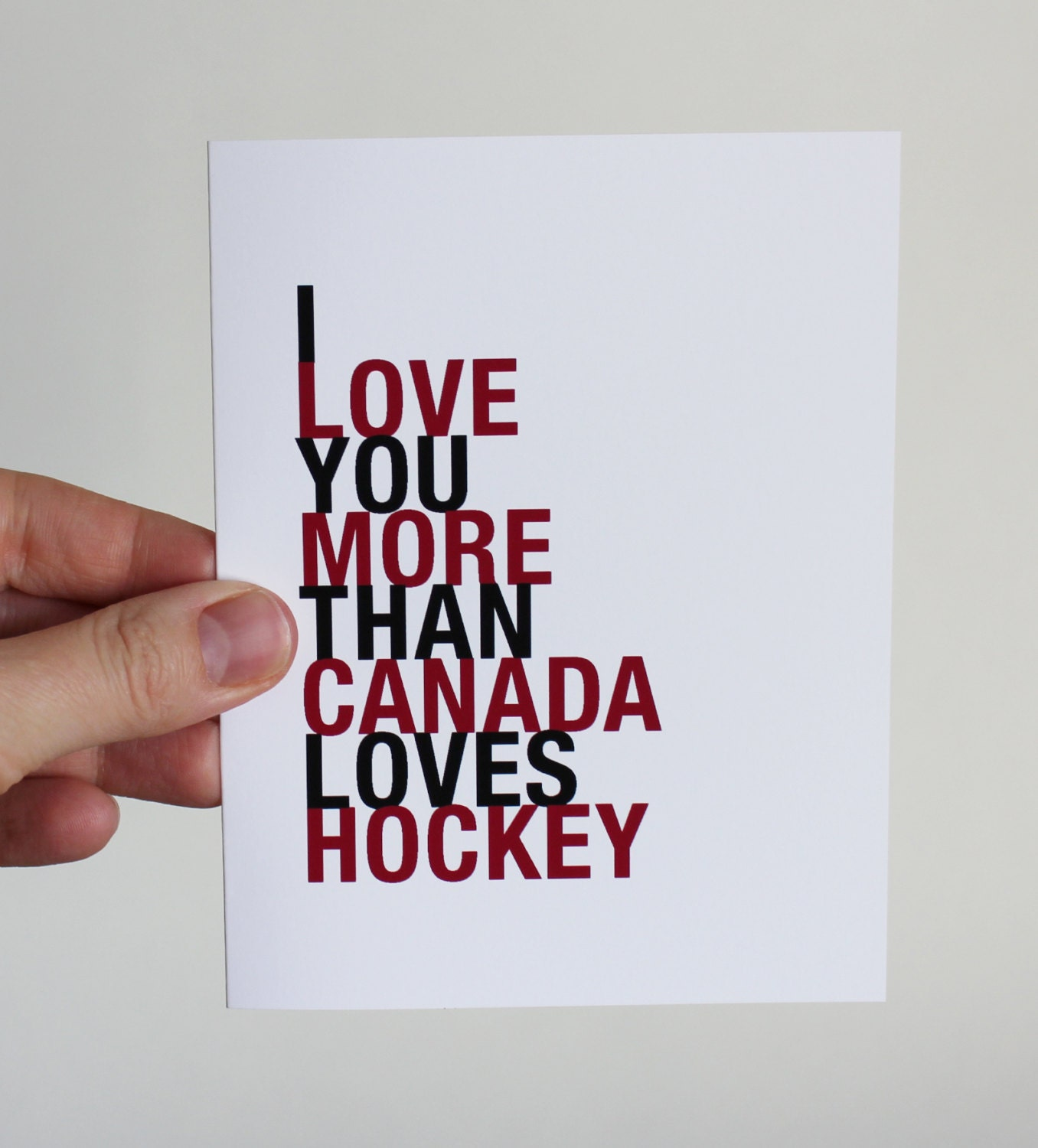 cheesy valentines day sayings about hockey canada hockey card i love you more than canada