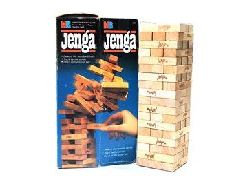 Jenga by Milton Bradley