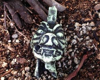 Pazuzu prop demon idol The Exorcist GLOWS in the dark Halloween