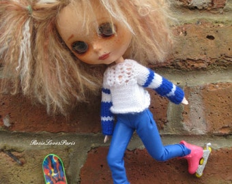 Blythe Roller Disco Outfit   (BD50513)