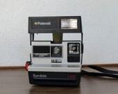 POLAROID SUN 600 LMS - Vintage Camera
