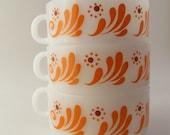 Groovy Glassbake Mugs/Bowls