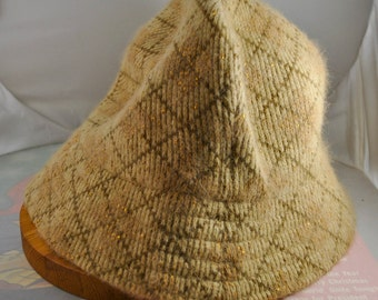 Vintage 1980s wool Hat, Cappelli Straworld