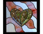 Stained Glass Heart - Perfect for Mom