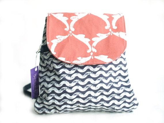 Shoulder back pack, Mini Backpack, iPad Mini Back pack, iPad Mini Bag, Mini Backpack Purse, Black Mini Back Pack
