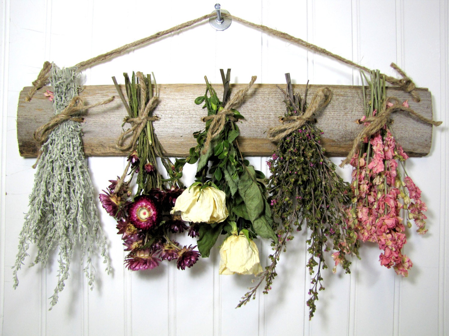 Dried flower rack dried floral arrangement wall decor dried - Best dried flower arrangements a colorful winter ...
