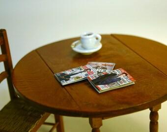 Miniature Men's Magazines