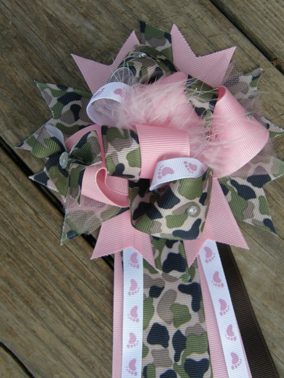 Pink camo baby shower decorations 28 images miranda s for Pink camo decorations