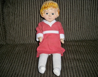 1930's Little Orphan Annie Doll