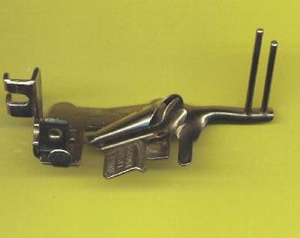 Singer Slant Shank 160359  or 91245 Featherweight Sewing Machine Part Multi Slot Binder