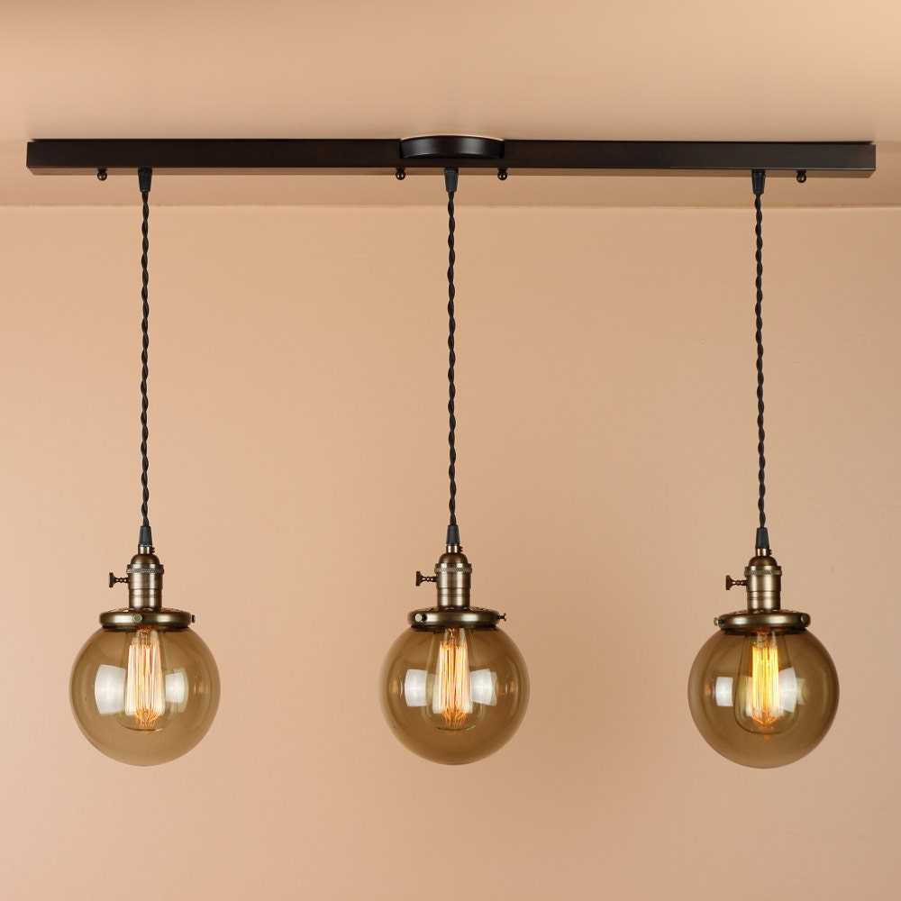 Chandelier Lighting Linear Pendant Lights W By BlueMoonLights