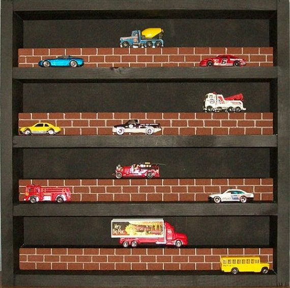 Display Case For Matchbox Cars Hotwheels Diecast