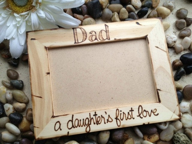 Wedding Gift For Daughter Of Close Friend : Gift for Dad A Daughters First Love holds a by PrinceWhitaker