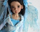 Blue angel for Kaye Wiggs Msd dolls OOAK /Hope, Layla, Izzy ...