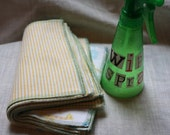 Safari Party Upcycled Cloth Wipes and a FREE SAMPLE of our cloth wipe solution
