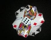 Poker Card Hair Pin Fascinator