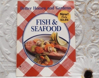 1988 Fish & Seafood Better Home and Gardens