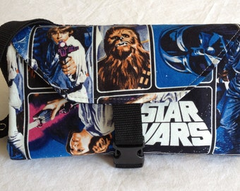 Star Wars, On-The-Go, Changing Pad, Clutch