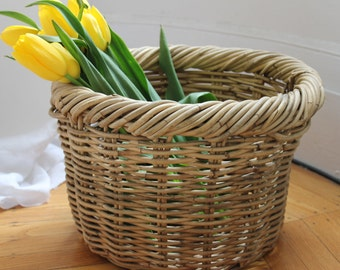 Vintage French Fruit Basket