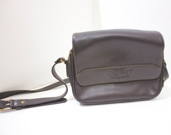 Vintage Retro ESpirit Leather Purse Bag