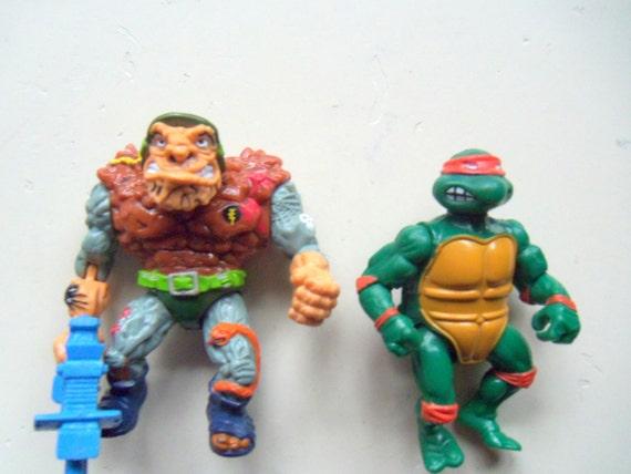 Vintage teenage mutant ninja turtles action by wylieowlvintage