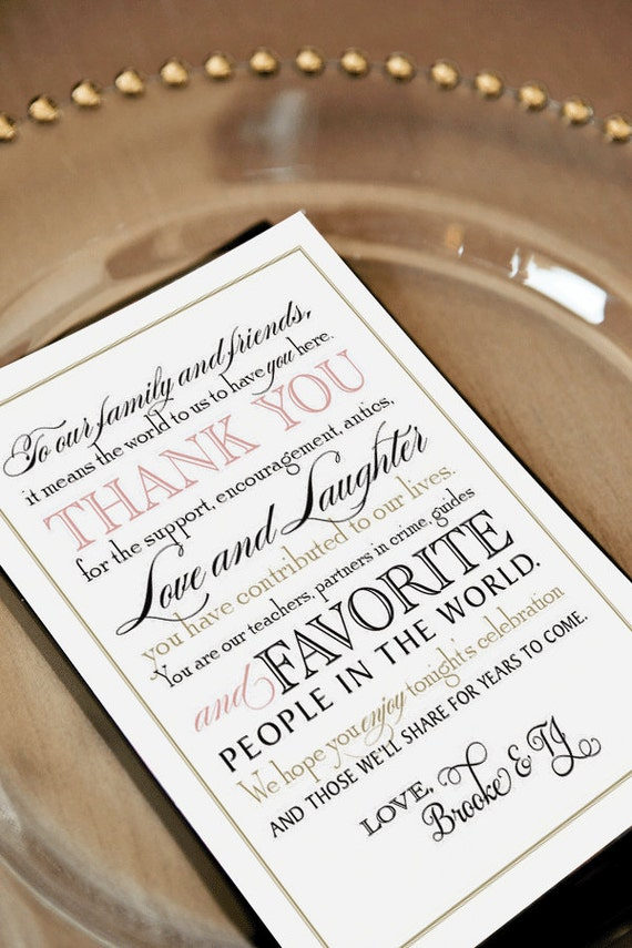 Wedding Gift Bag Notes : favorite favorited like this item add it to your favorites to revisit ...