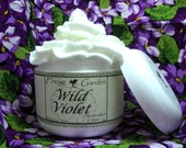 Wild Violet Lotion 4oz