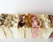 TEN Bars of Handmade Castile Bulk Soap